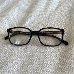 DKNY Black & Tortoise Eyeglasses (DY 4608) 👀